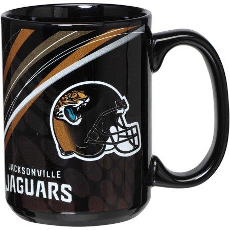 Jacksonville Jaguars 15oz. Dynamic Mug - No Size