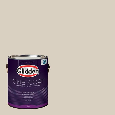 Cool Concrete, Glidden One Coat, Interior Paint and