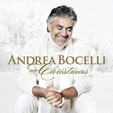 Andrea X Factor Halloween (Andrea Bocelli: My Christmas)