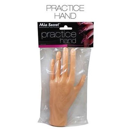Hand Drive Nail (LWS LA Wholesale Store  Mia Secret Practice Hand for Professional Nail System - Brand New *US SELLER*)