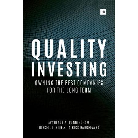 Quality Log (Quality Investing : Owning the Best Companies for the Long Term )