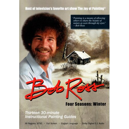 Bob Ross  Four Seasons   Winter