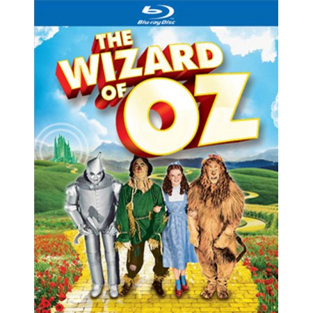 The Wizard of Oz (Blu-ray) (Cat Wizard Of Oz)