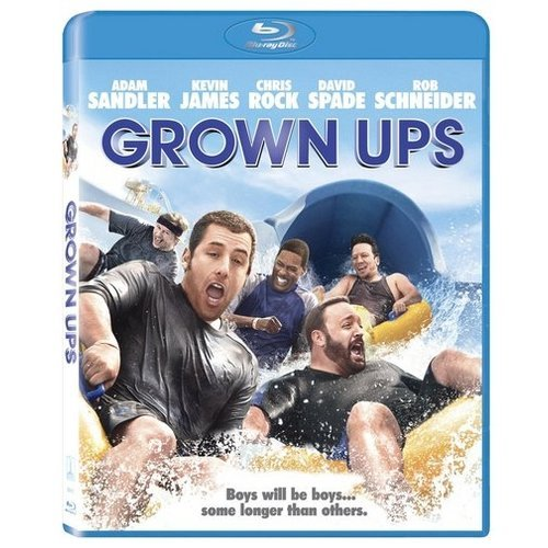 Grown Ups (Blu-ray) (With INSTAWATCH) (Widescreen)
