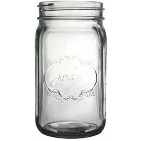 Party Goods 72924 5.5 in. Vintage Crystal Jar - Party Good Store