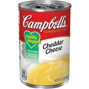 (3 Pack) Campbell's Condensed Healthy Request Cheddar Cheese Soup, 10.75 oz. Can