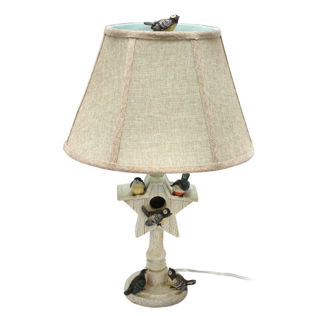 "Image of AHS Lighting 02823 - 1 Light 18"" Stargazer Painted Table Lamp"