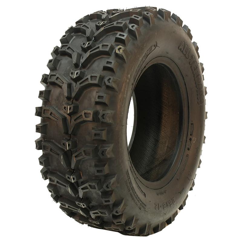 16-17 Hisun HS 500//700//750 Sector 450 ATV Rear Tire Set 26x10-12 6PR Mud
