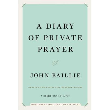 A Diary of Private Prayer - eBook