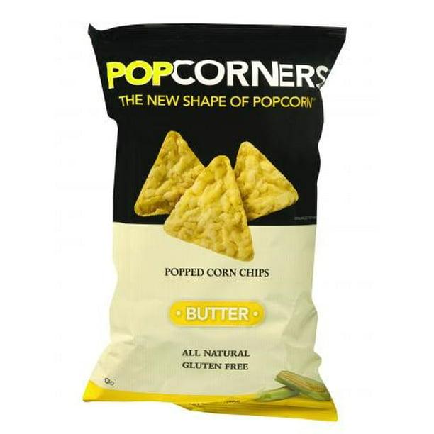 Popcorners Chips Butter Popcorn Walmart Com Walmart Com