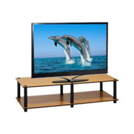 Furinno Just No Tools Low Rise Wide Tv Stand Or Play Table