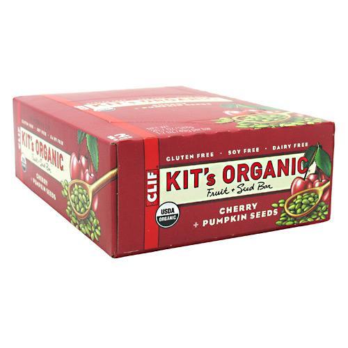 Clif Kit's Organic Fruit + Seed Bar