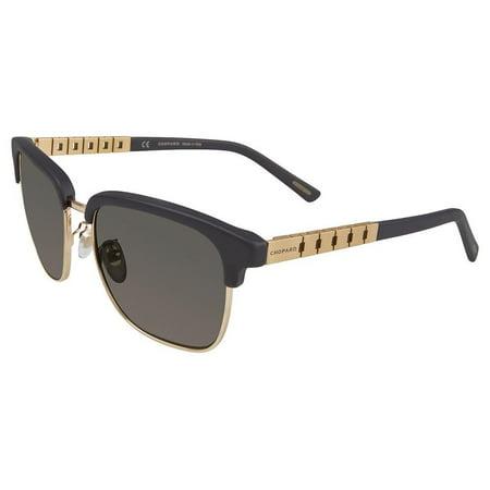 Sunglasses Chopard SCHB 30 Black Gold Trim (Chopard Sunglasses For Women)