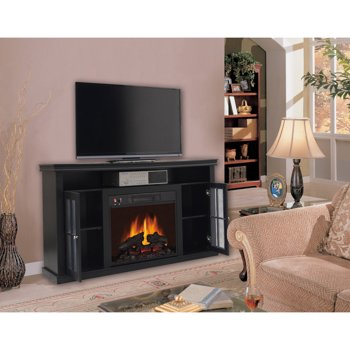 Decor Flame Electric Fireplace