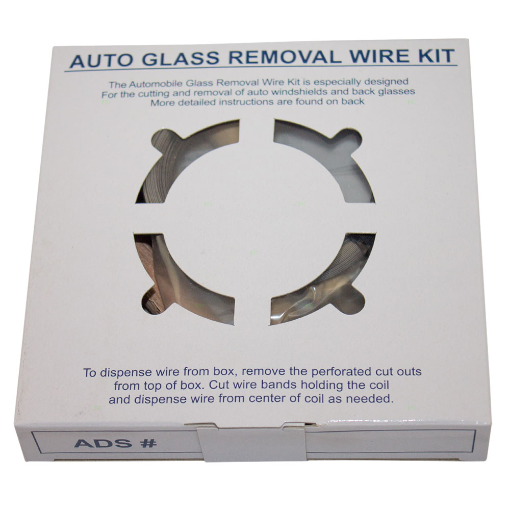 Windshield Cut-Out Wire Handle Set of 2 87440 Tool Aid S/&G