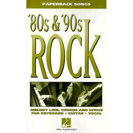 Hal Leonard 80s Metal - '80s & '90s Rock