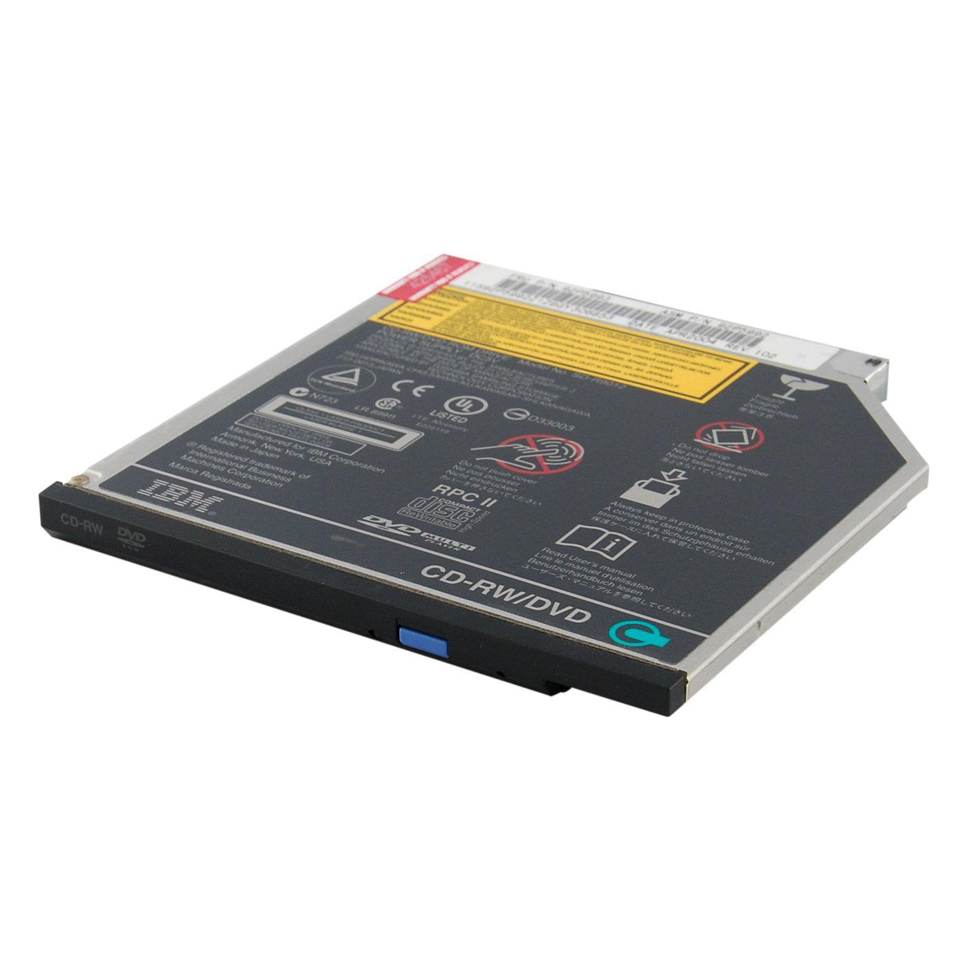 IBM Lenovo FRU P/N 92P5993 CD-RW DVD-ROM Optical Disk Drive