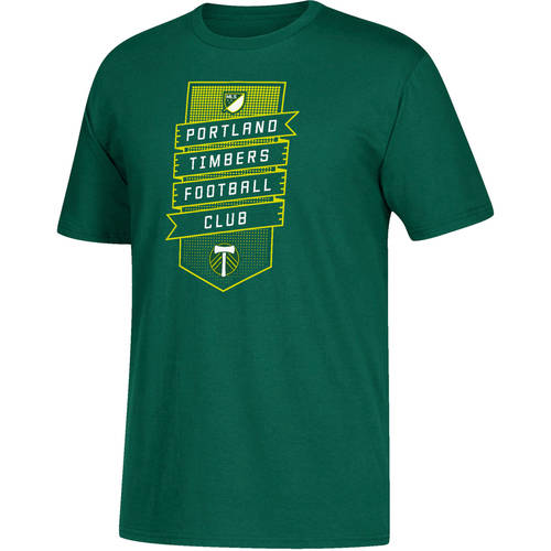 ortland Timbers-Men's Club Banner Performance Tee