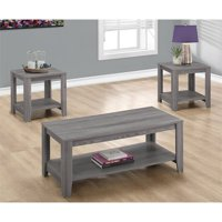 Monarch Table Set 3Pcs Set / Grey