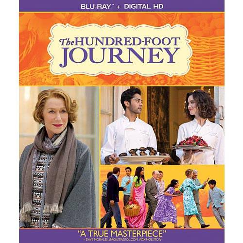 The Hundred-Foot Journey (Blu-ray + Digital HD) (Widescreen)
