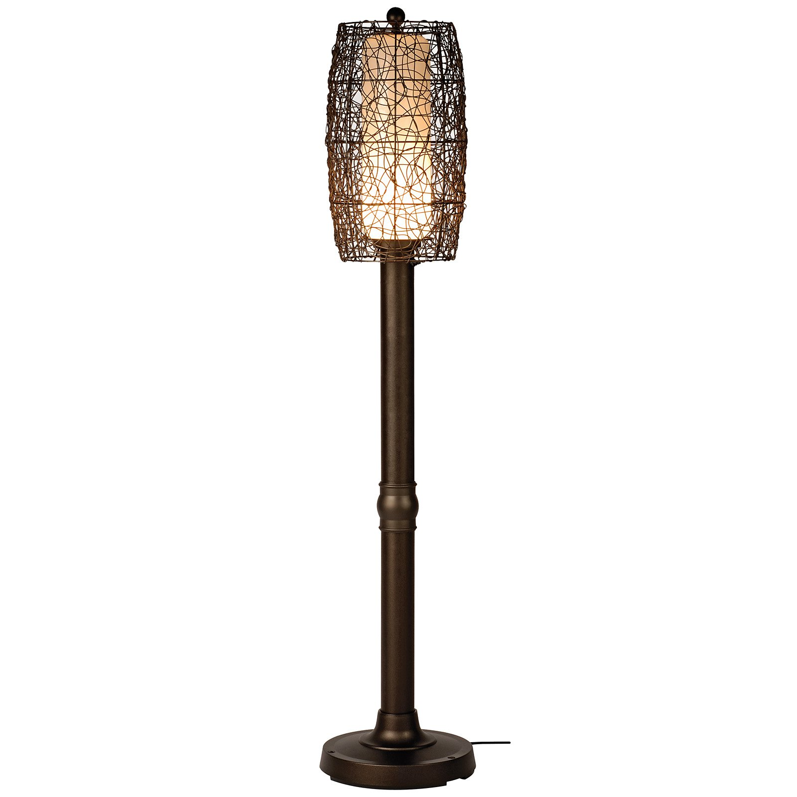 Charming Bristol Outdoor Patio Floor Lamp