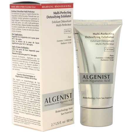 Algenist for Women Multi-Perfecting Detoxifying Exfoliator, 2.7 oz