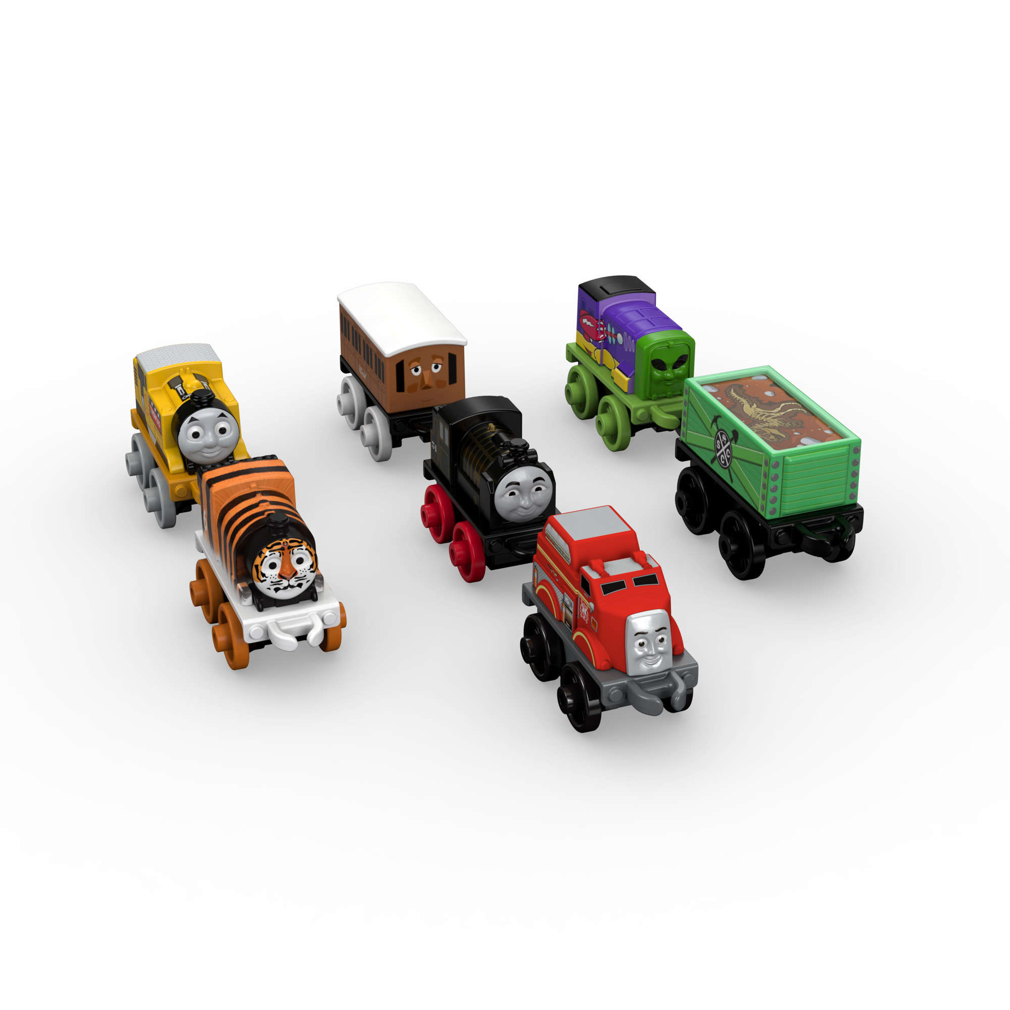Thomas & Friends MINIS 7-Pack