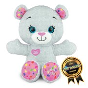 Special Limited Edition Doodle Bear – 14ʺ Plush Toy with 3 Washable Markers – The Original Doodle Bear with a Special 25th Anniversary Design