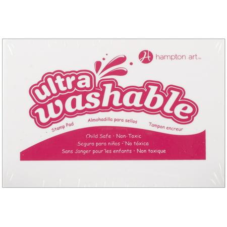 - Hampton Art Pink Washable Ink Pad