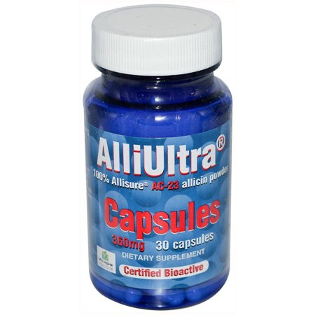 Allimax 30 Capsules (Allimax Allimax Alli Ultra Capsules, 30 CT )
