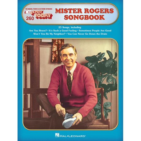 Mister Rogers' Songbook: E-Z Play Today Volume 260 (Paperback) ()