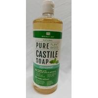 719 Walnut Avenue 32 Fl. Oz. Pure Peppermint Castile Soap