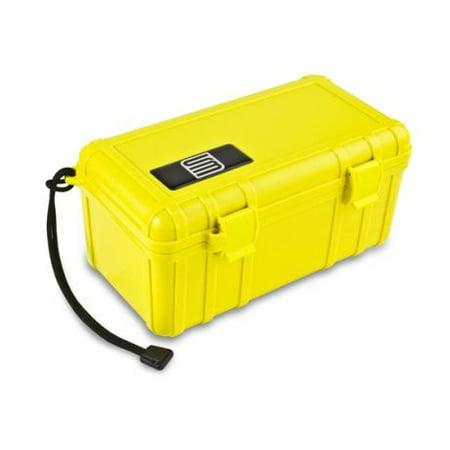 S3 T3500 Dry Protective Gun Case, Yellow, Foam Liner T3500-2