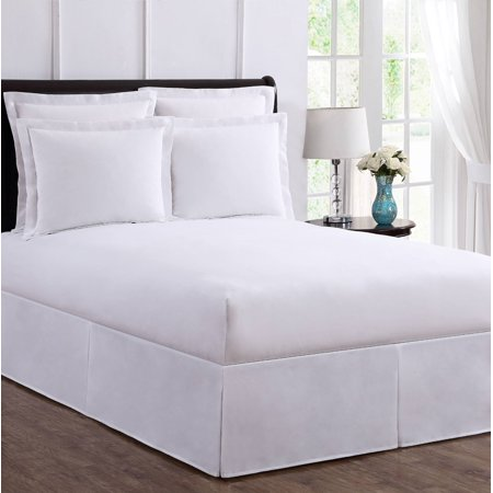 Bed Maker's Wrap-Around Tailored Bedding Bed Skirt