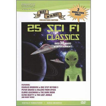 Sci Fi Characters Halloween (25 Sci Fi Classics)