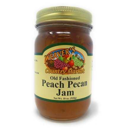 Weaver's Country Market Old Fashioned Peach Pecan Jam