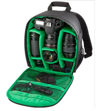 Nikon Camera Backpacks - Waterproof Shockproof Bag Backpack for Canon EOS Sony Nikon DSLR Digital Camera