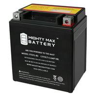 YTX7L-BS 12V 6AH Sealed AGM Battery for Motorcycle