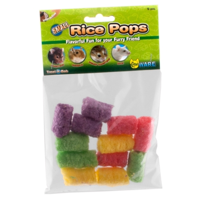 WARE MANUFACTURING INC. RICE POPS SMALL