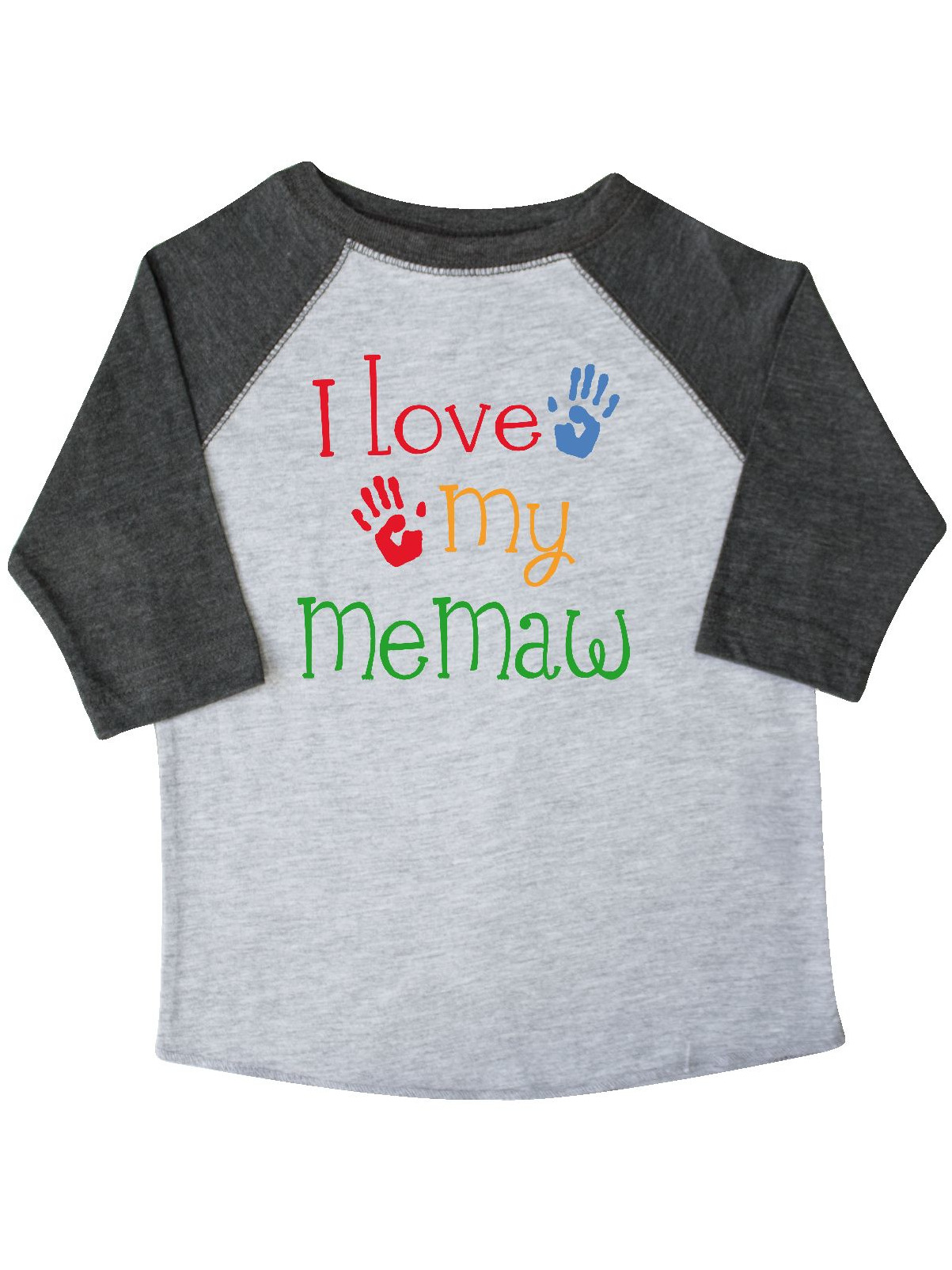 I Love My MeMaw Toddler T-Shirt
