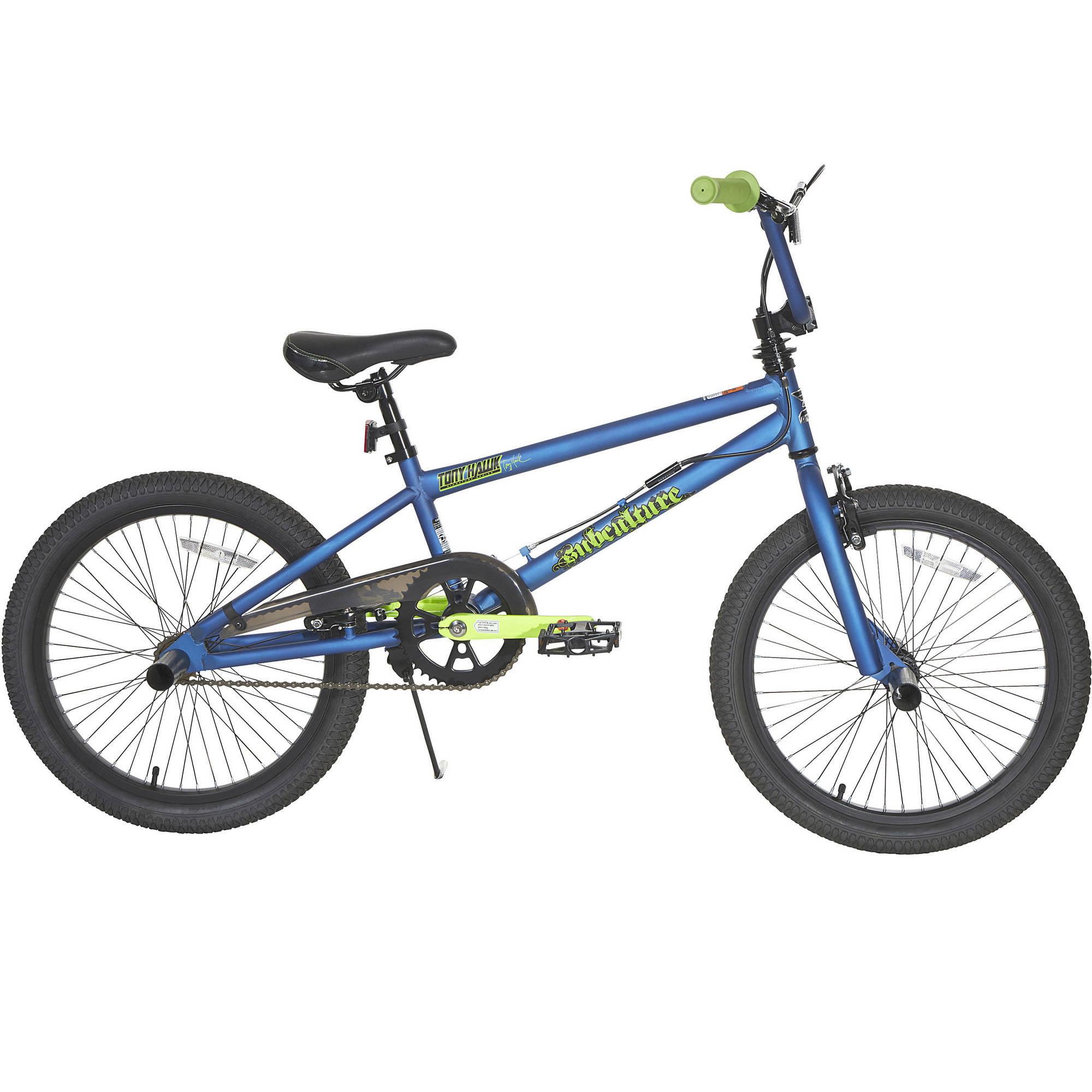 """Dynacraft 20"""" Boys' Tony Hawk Subculture Bike"""