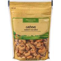Hines Orchard Fresh Roasted & Sea Salted Cashews, 8 oz