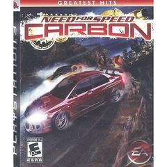 Electronic Arts Need For Speed Carbon- Sony Playstation 3
