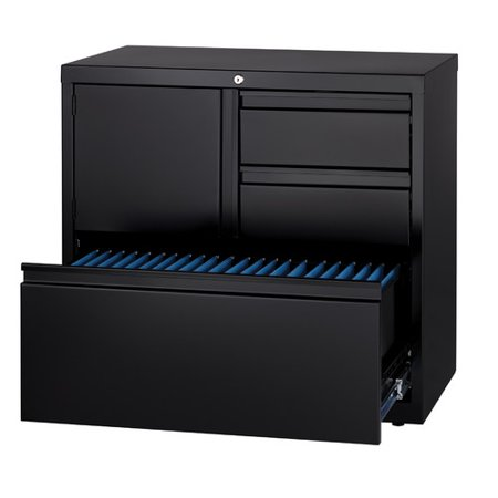 HL8000 Series 30-inch Wide Personal Storage Center, Black ()