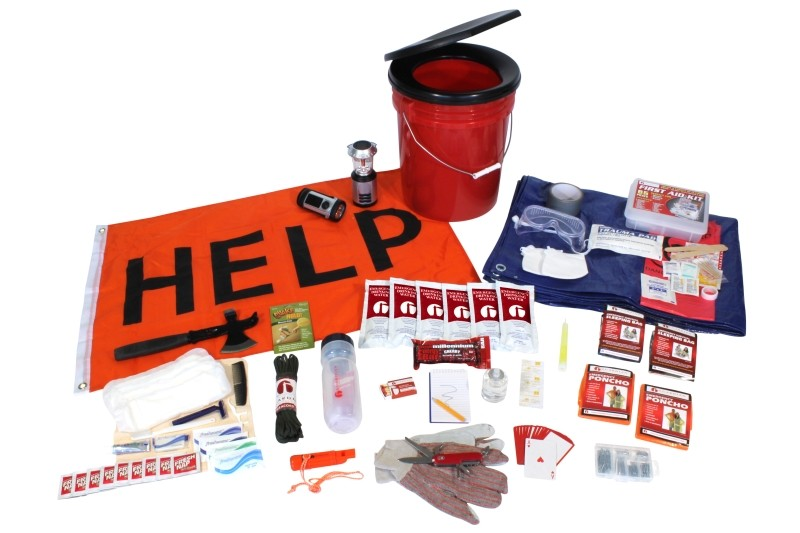 Guardian Hurricane Emergency Kit SKHR by