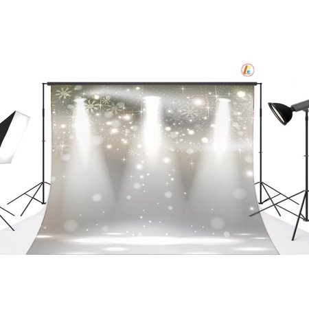 Hollywood Themed Backdrop (GreenDecor Polyster 7x5ft Hollywood Theme Photo Backdrop photography Backdrop Background studio)