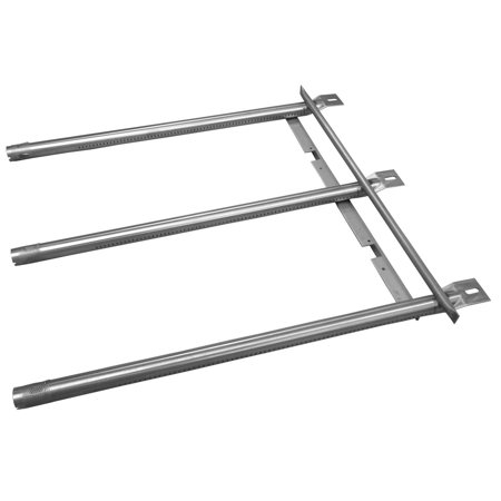 Gas Grill Stainless Steel 3 Tube Burner for Tuscany, 13033 ()