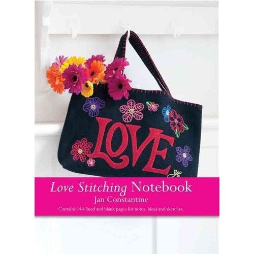 Love Stitching Notebook: Love