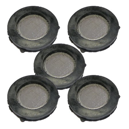 - Ryobi Homelite Pressure Washer (5 Pack) Replacement Water Inlet Filter # 308103009-5PK