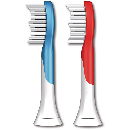 Philips Sonicare HX6042/64 Kids ProResults Toothbrush Heads, 2 count